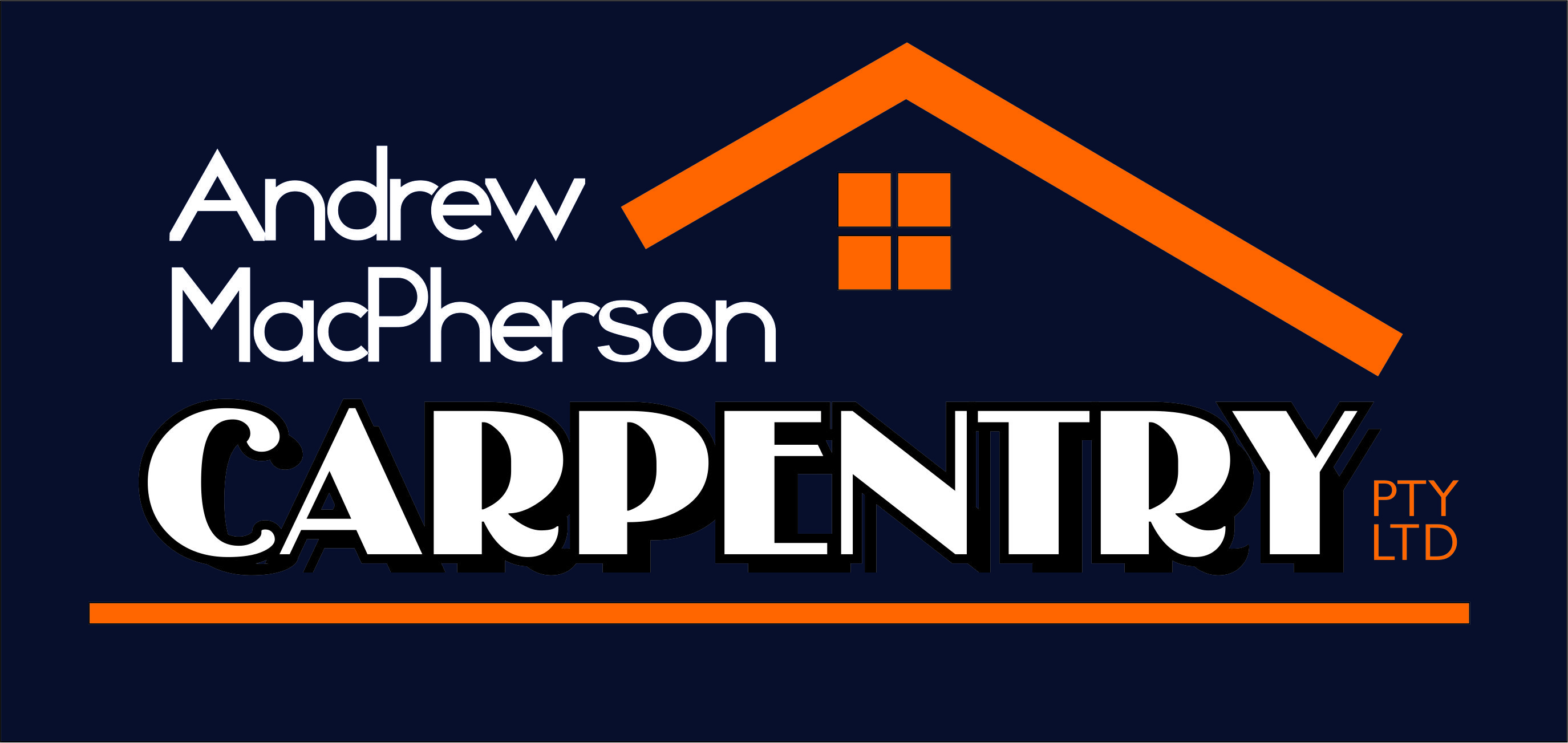 andrew macpherson carpentry logo