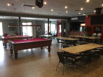 cri pool room